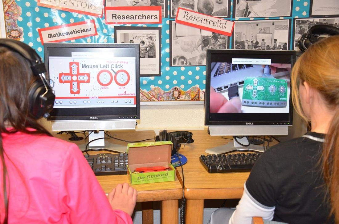 Digital Making Playground! Grades 6-12 – Cambridge Science