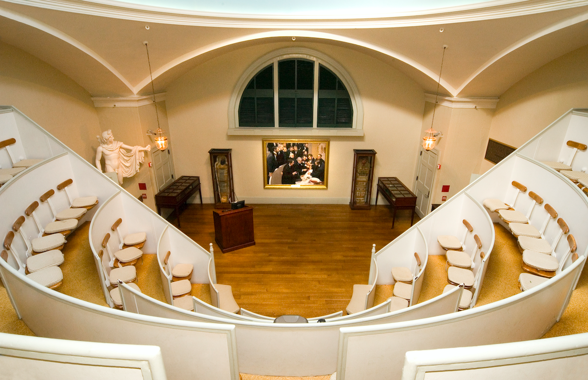 Tour Mass General's Russell Museum and Ether Dome