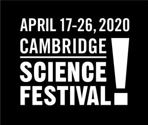 Cambridge Science Festival | April 2020